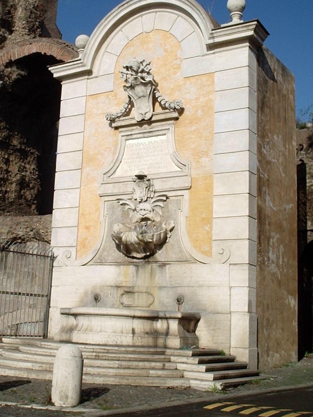 Fontanelle de Roma